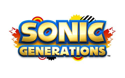 Sonic Generations Logo